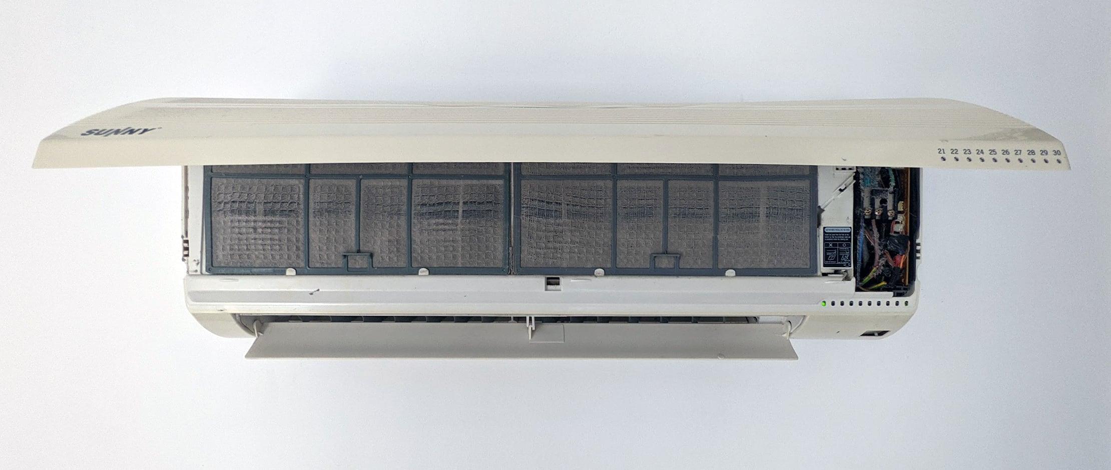 Диагностика и ремонт кондиционера
